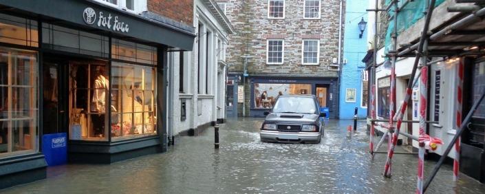 fire & flood cleaning in Stoke
